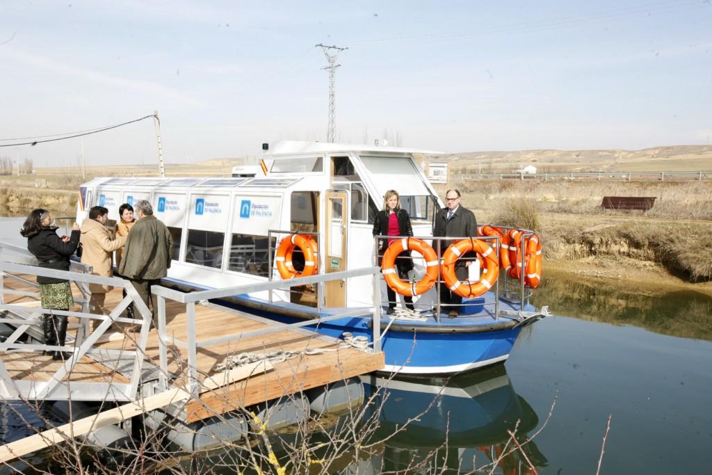 Galería del barco Juan de Homar