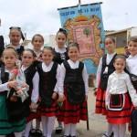 Grupa de danzas infantil de Cascon de la Nava